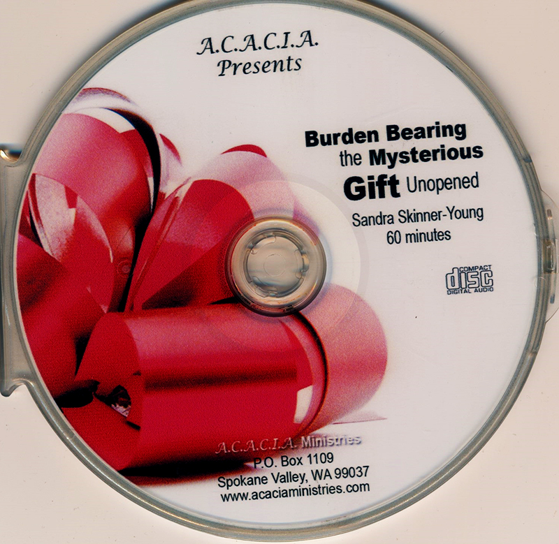 Burden Bearing: The Mysterious Gift Unopened