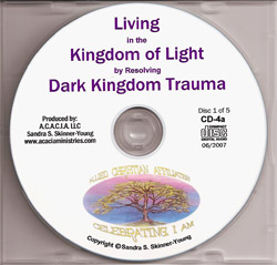 CD1: Living in the Kingdom of Light