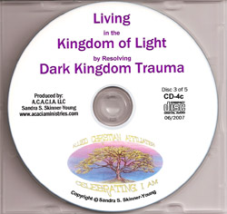 CD3: Living in the Kingdom of Light