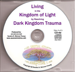 CD4: Living in the Kingdom of Light