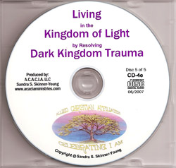 CD5: Living in the Kingdom of Light