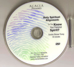 Holy Spiritual Alignment: Do You Know You Have a Personal Spirit?