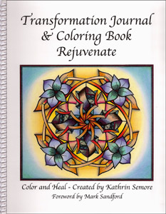 Rejuvenate - Transformation Journal & Coloring Book