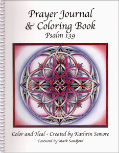 Psalm 139 Coloring Book & Prayer Journal