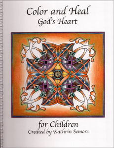 God's Heart for Children Coloring Book